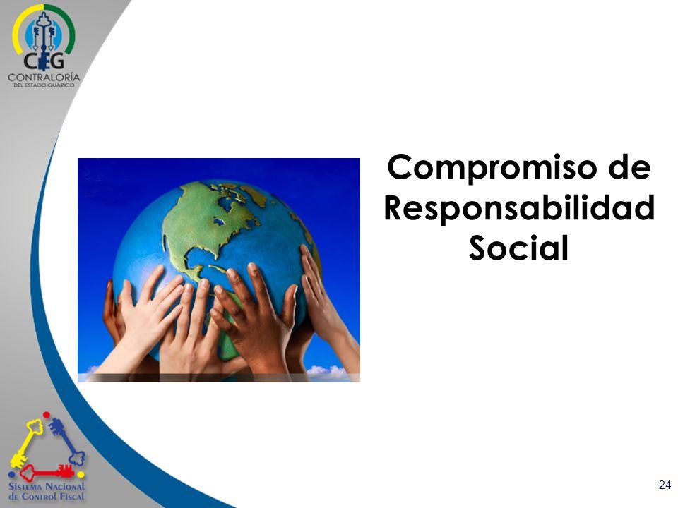 Compromiso de Responsabilidad Social