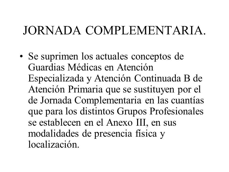 JORNADA COMPLEMENTARIA.