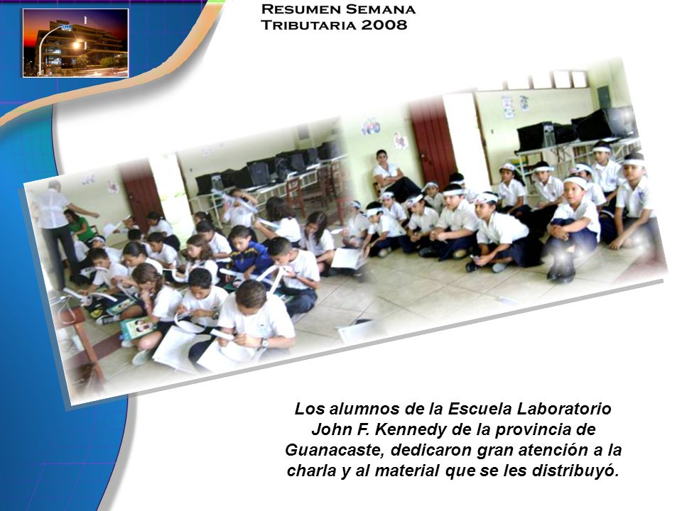 Los alumnos de la Escuela Laboratorio John F