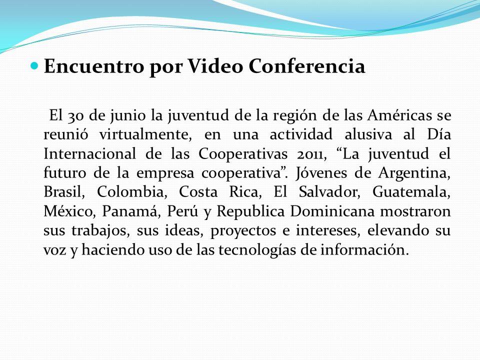 Encuentro por Video Conferencia