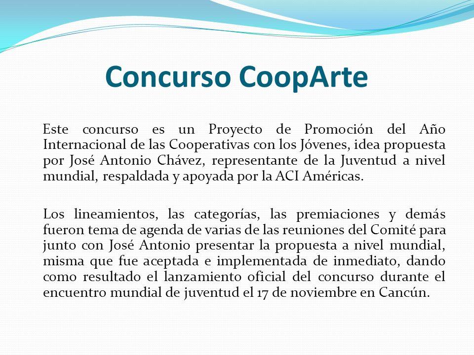Concurso CoopArte