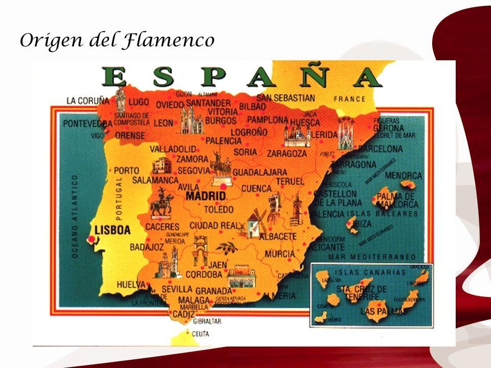 Origen del Flamenco