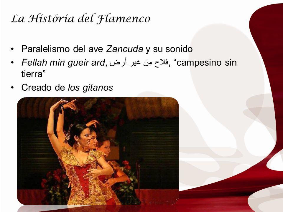 La História del Flamenco