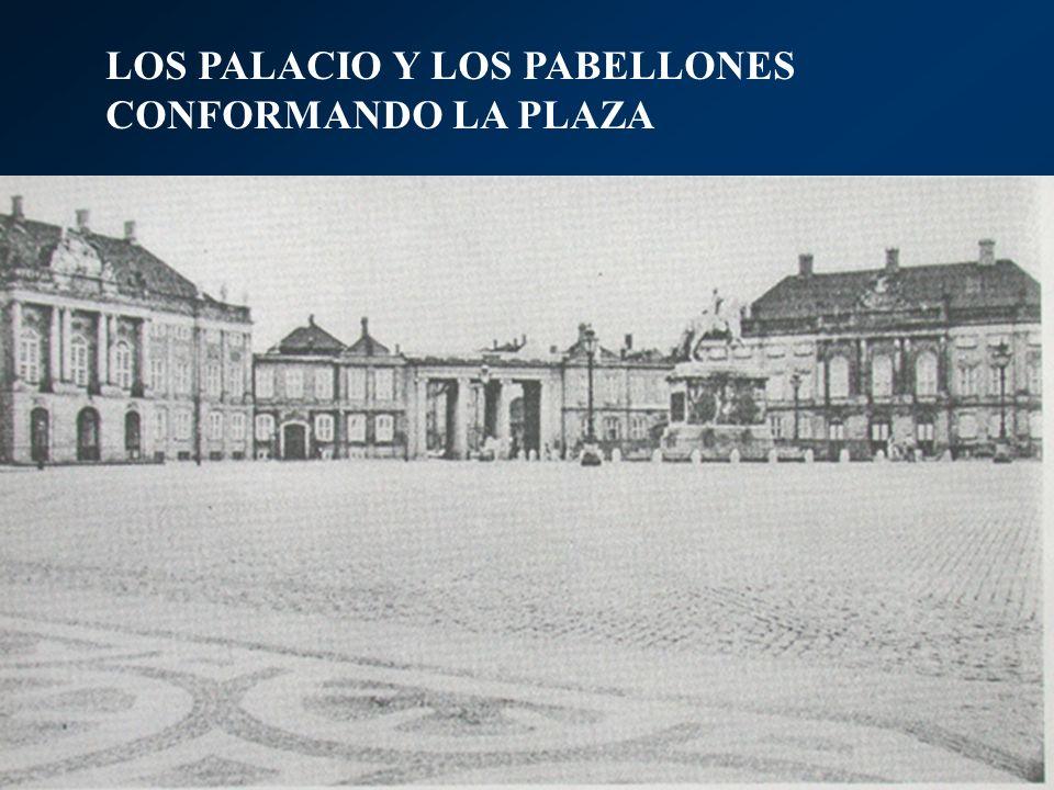 LOS PALACIO Y LOS PABELLONES