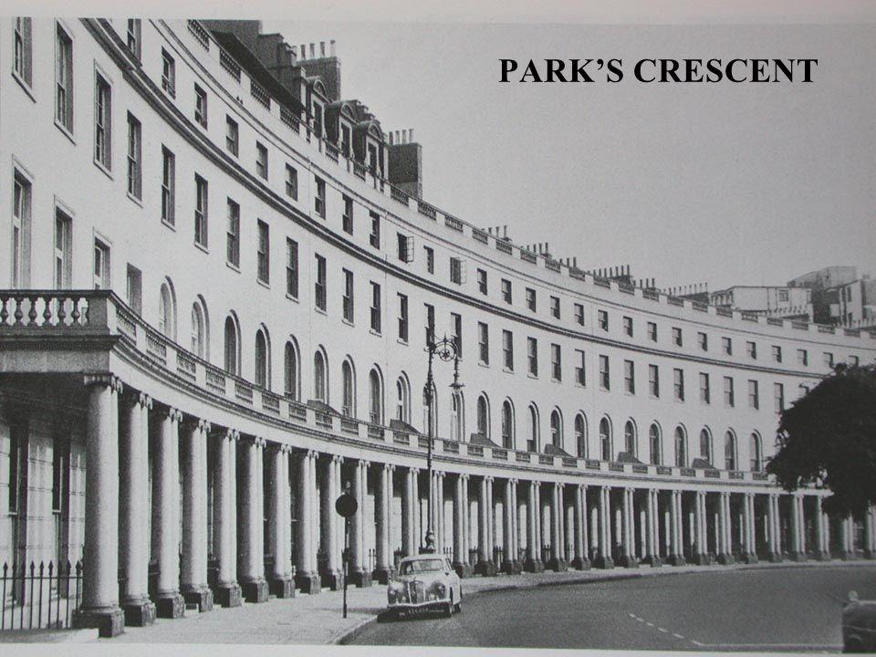PARK'S CRESCENT
