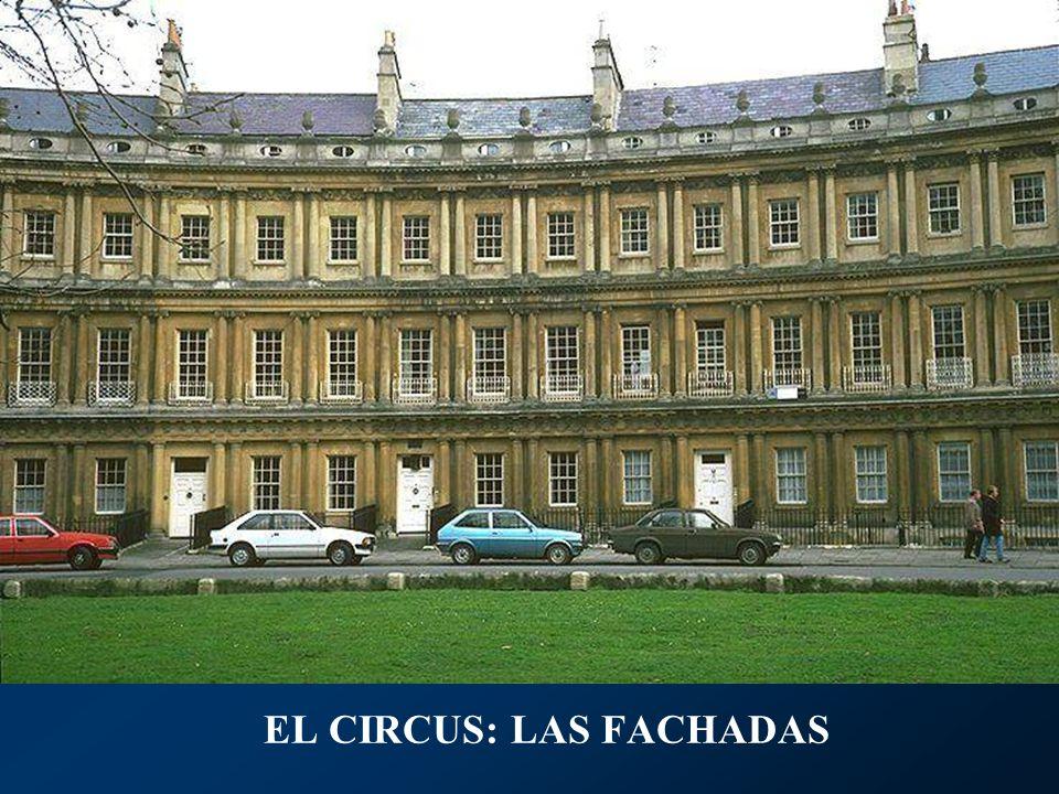 EL CIRCUS: LAS FACHADAS