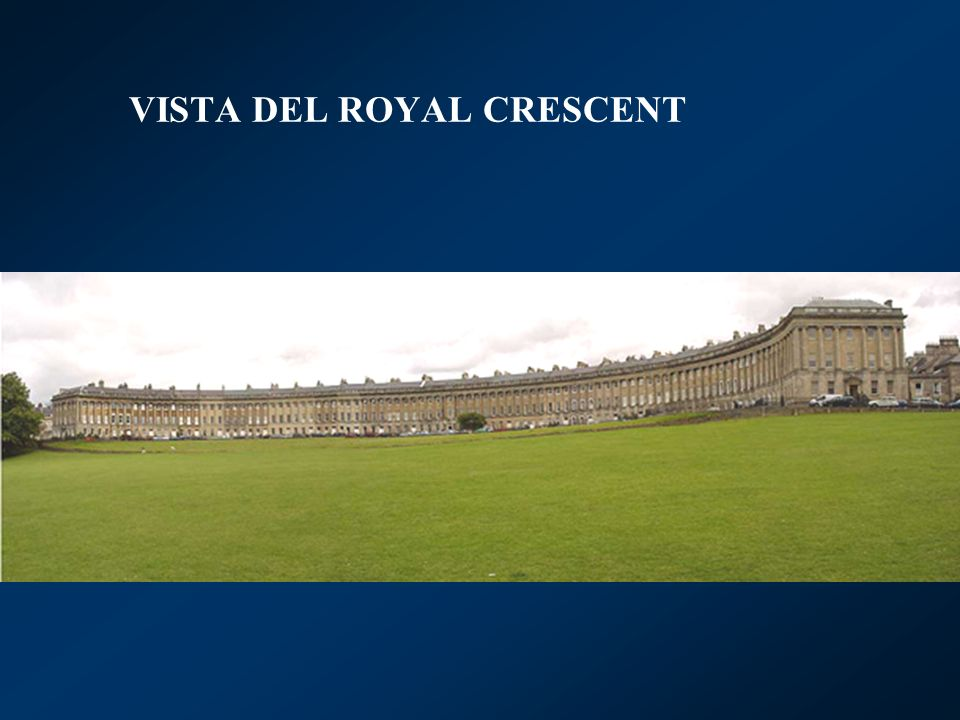 VISTA DEL ROYAL CRESCENT