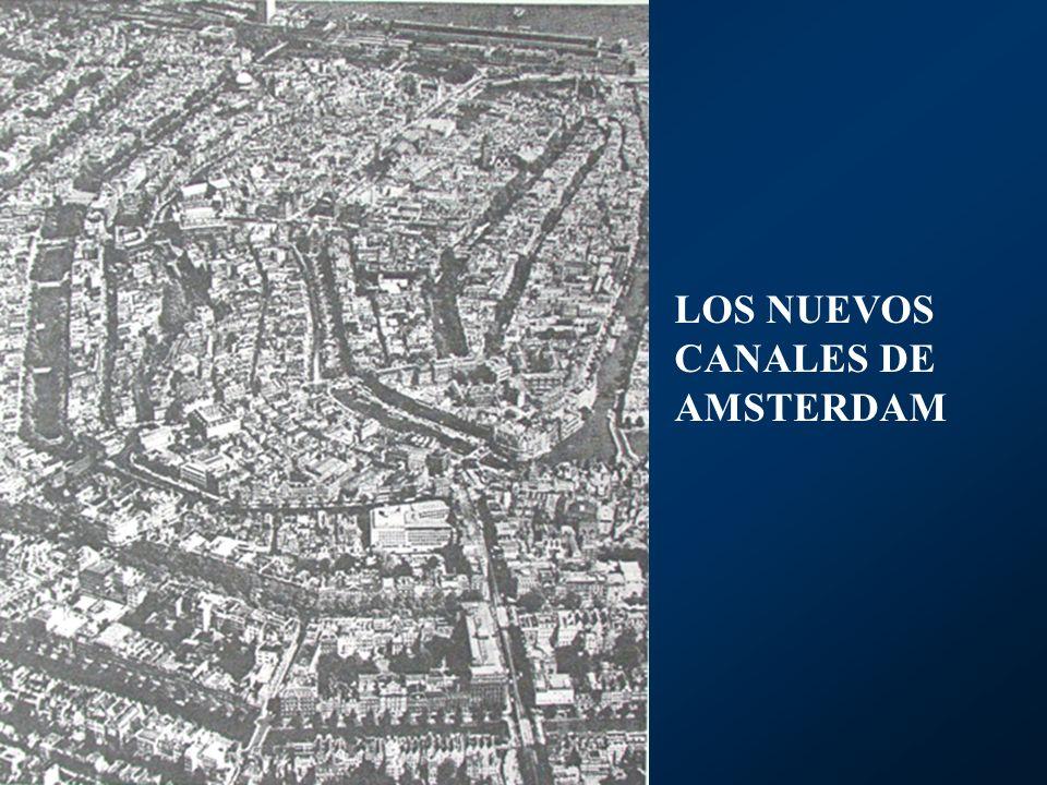 LOS NUEVOS CANALES DE AMSTERDAM