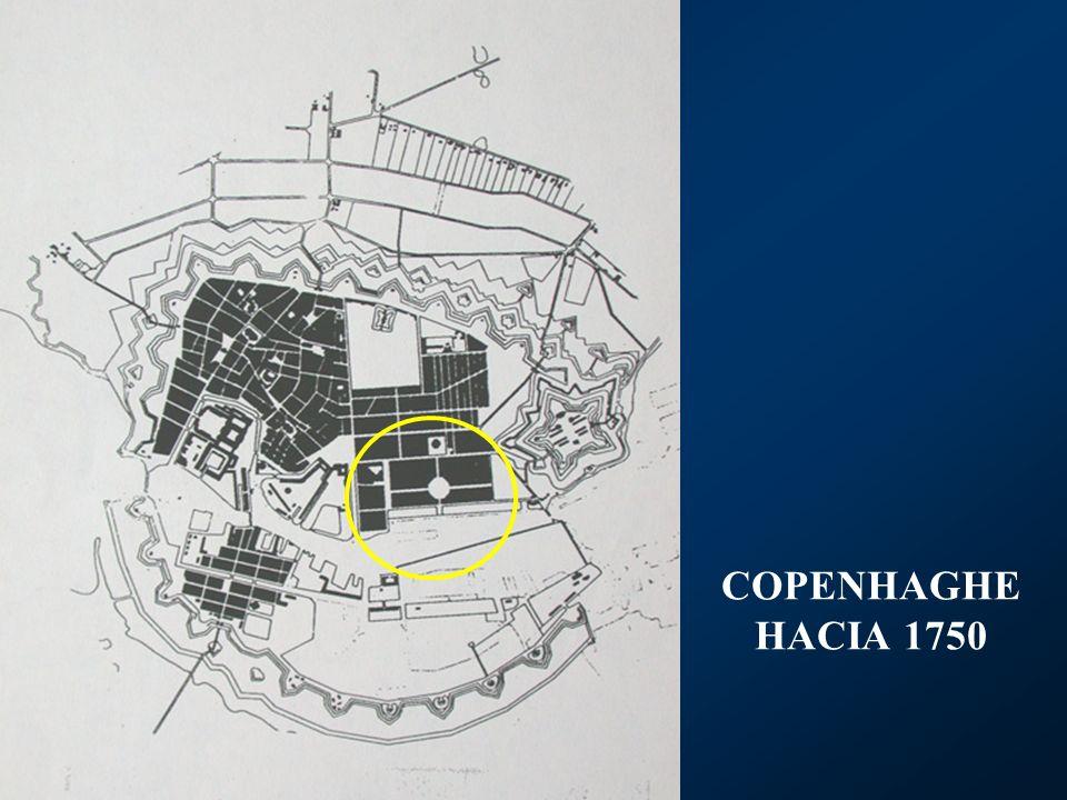 COPENHAGHE HACIA 1750