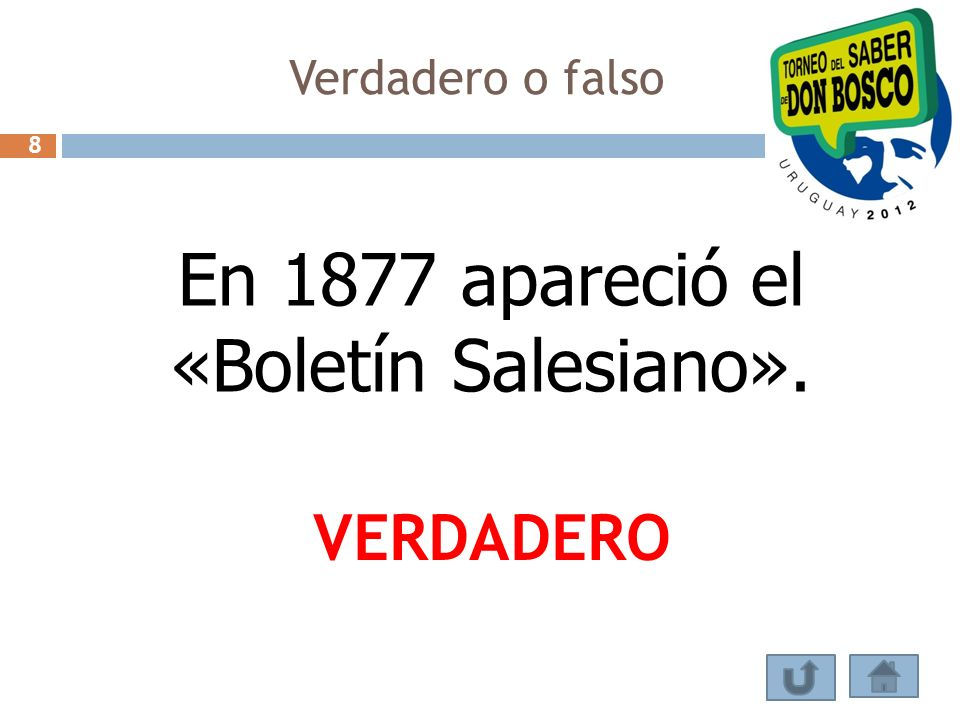 En 1877 apareció el «Boletín Salesiano».