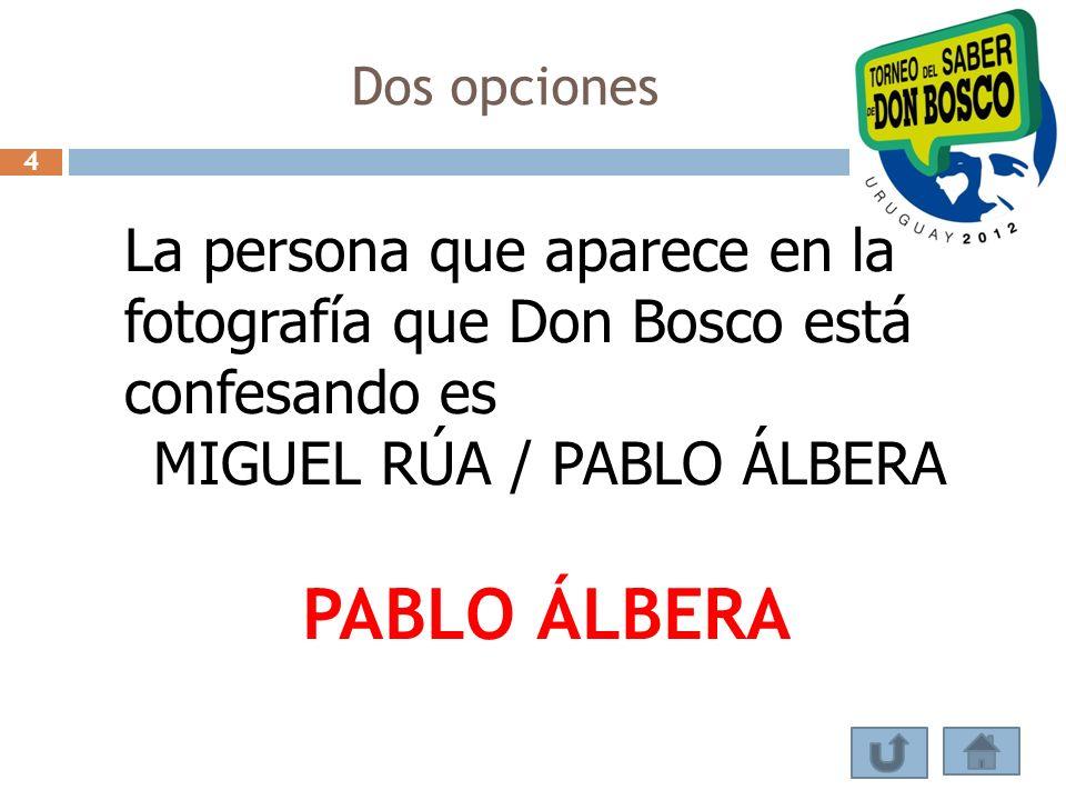 MIGUEL RÚA / PABLO ÁLBERA