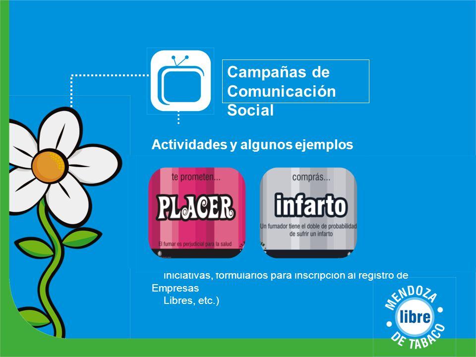 Campañas de Comunicación Social