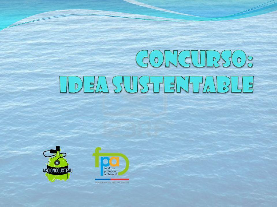 Concurso: Idea Sustentable