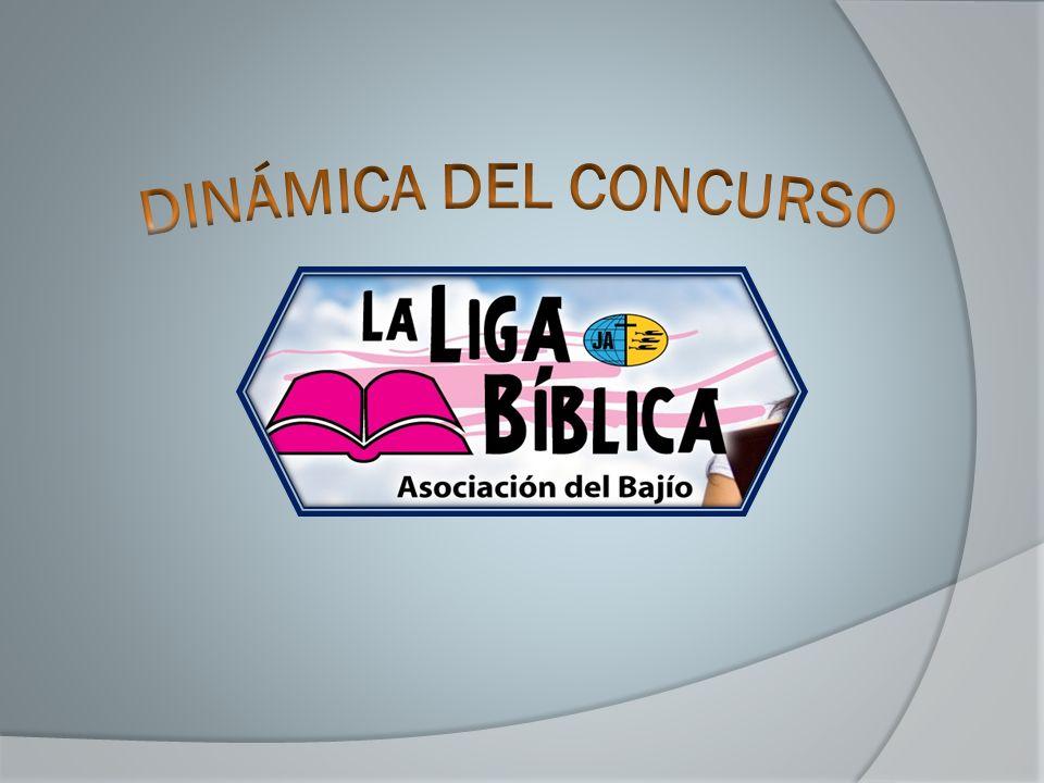 DINÁMICA DEL CONCURSO