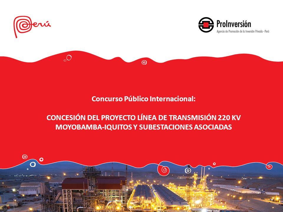Concurso Público Internacional: