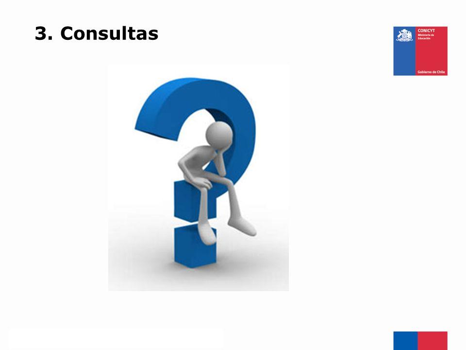 3. Consultas