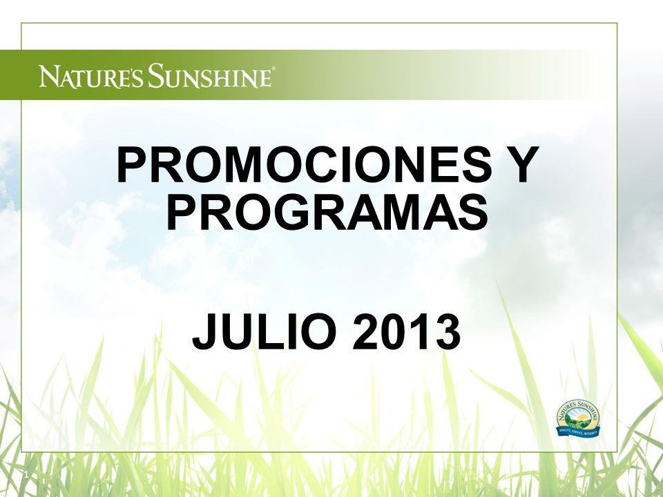 PROMOCIONES Y PROGRAMAS