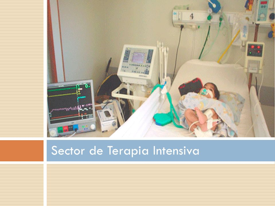 Sector de Terapia Intensiva