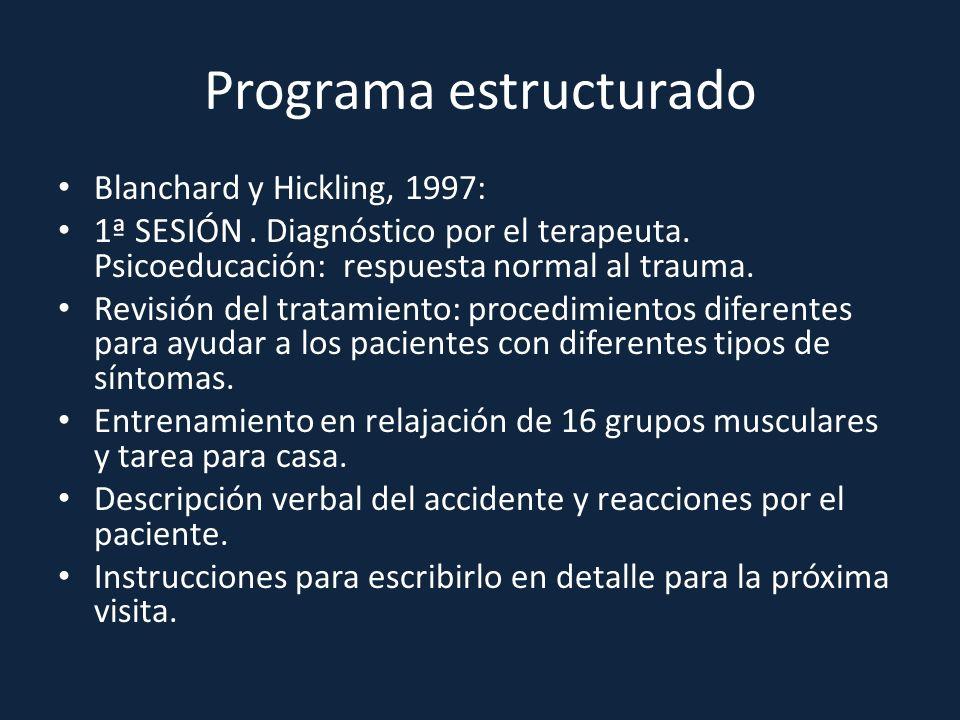 Programa estructurado