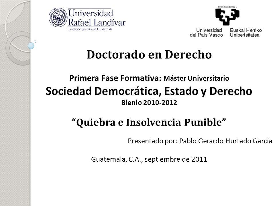 Sociedad Democrática, Estado y Derecho