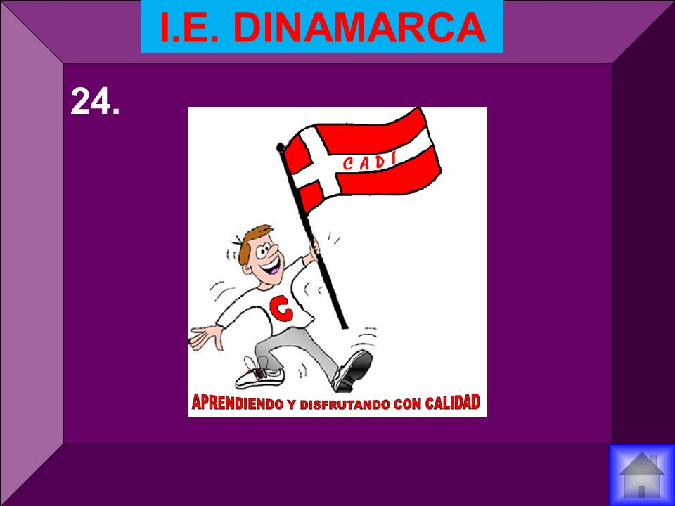 I.E. DINAMARCA 24.