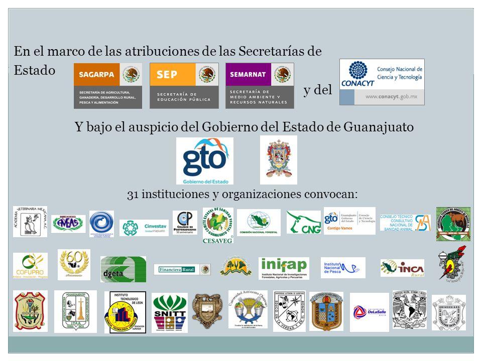 31 instituciones y organizaciones convocan: