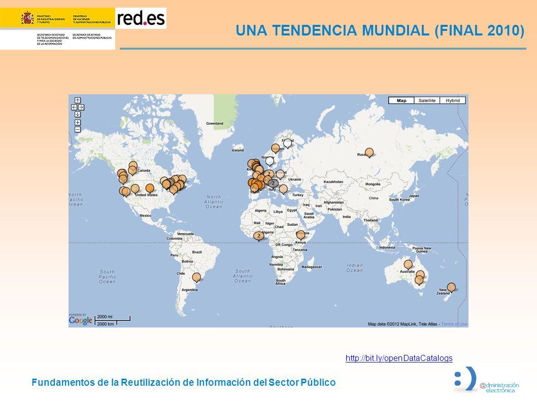 UNA TENDENCIA MUNDIAL (FINAL 2010)