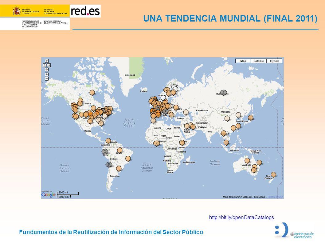 UNA TENDENCIA MUNDIAL (FINAL 2011)