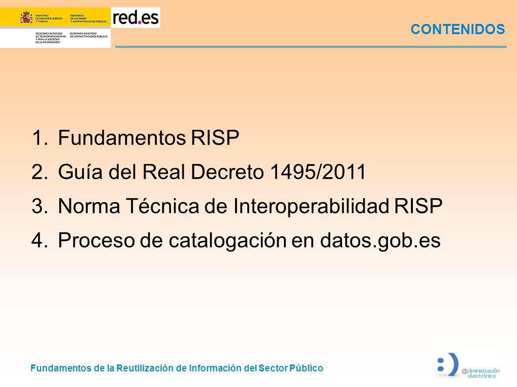 Norma Técnica de Interoperabilidad RISP