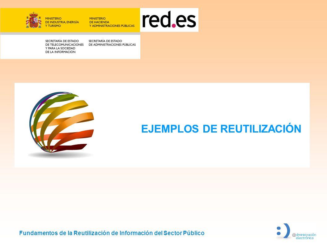 EJEMPLOS DE REUTILIZACIÓN