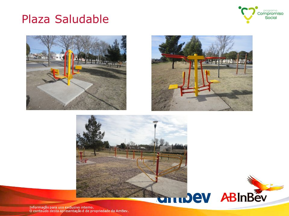 Plaza Saludable