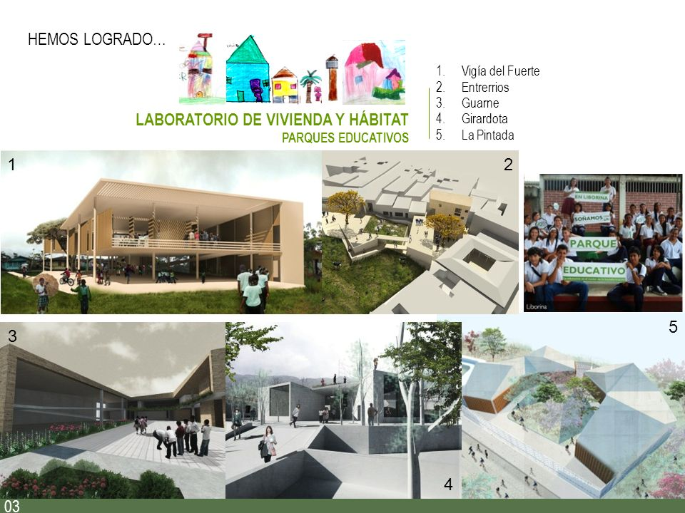 LABORATORIO DE VIVIENDA Y HÁBITAT