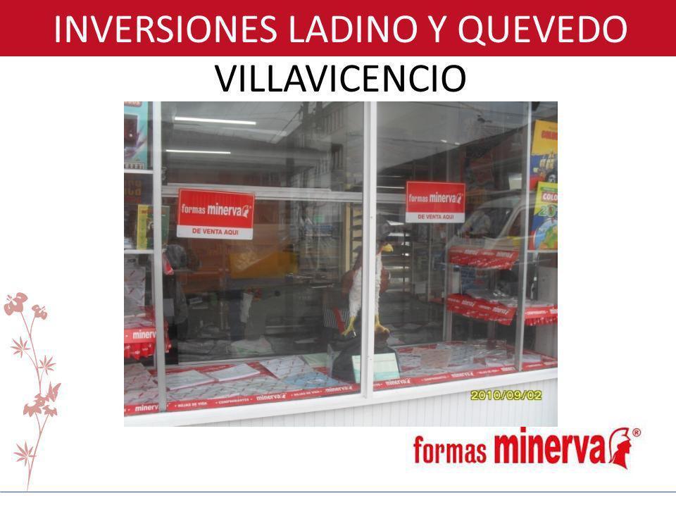 INVERSIONES LADINO Y QUEVEDO VILLAVICENCIO
