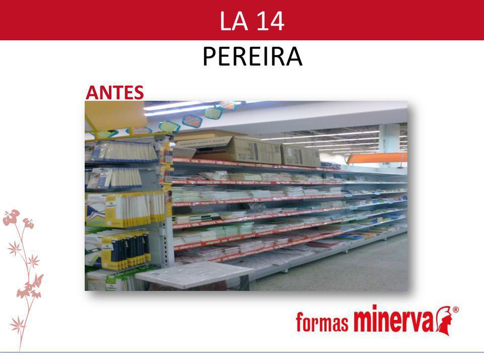 LA 14 PEREIRA ANTES