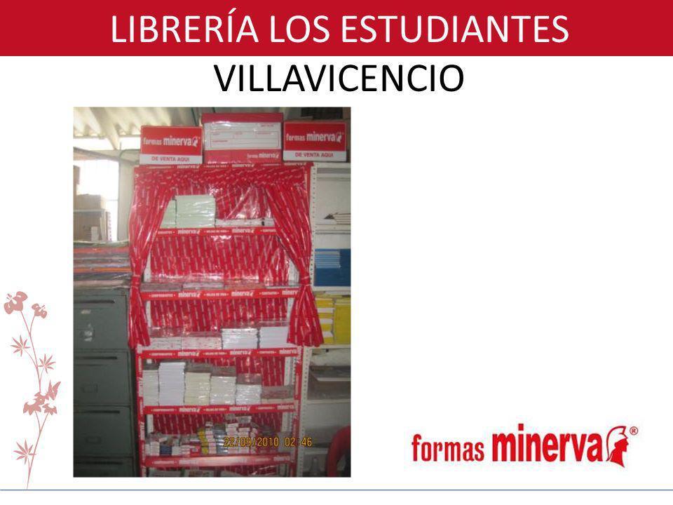 LIBRERÍA LOS ESTUDIANTES VILLAVICENCIO