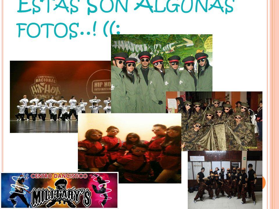 Estas Son Algunas fotos..! ((: