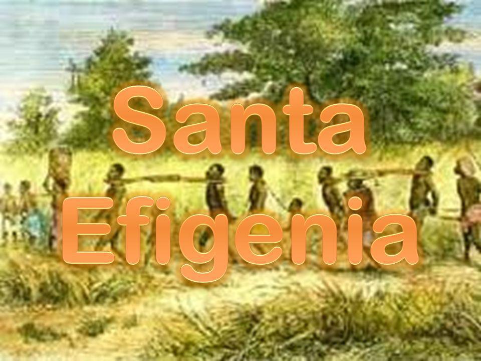 Santa Efigenia