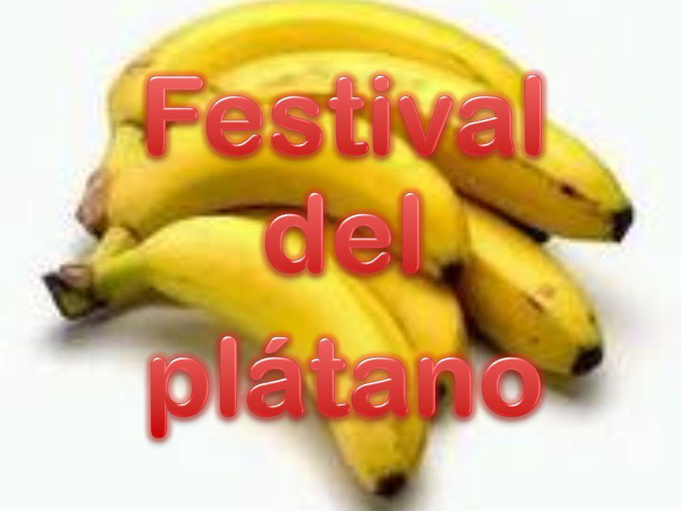 Festival del plátano