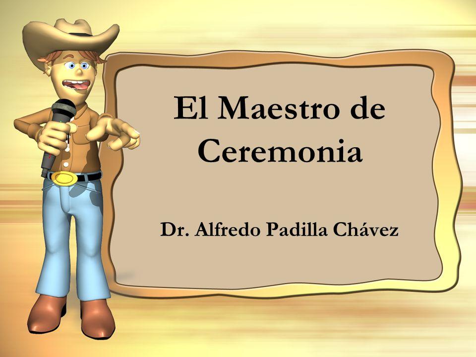 El Maestro de Ceremonia