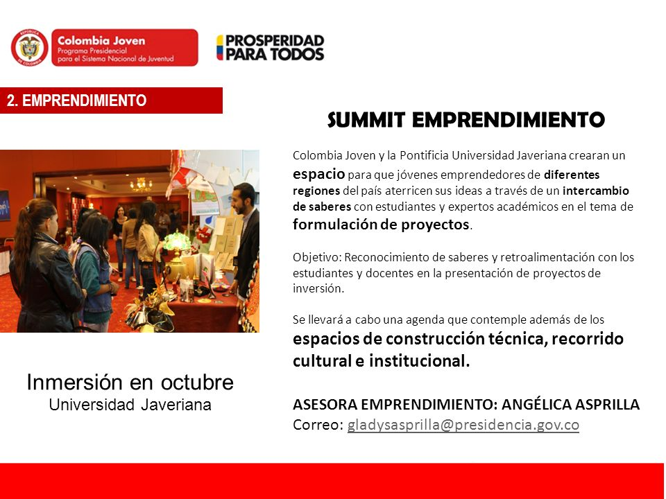 SUMMIT EMPRENDIMIENTO
