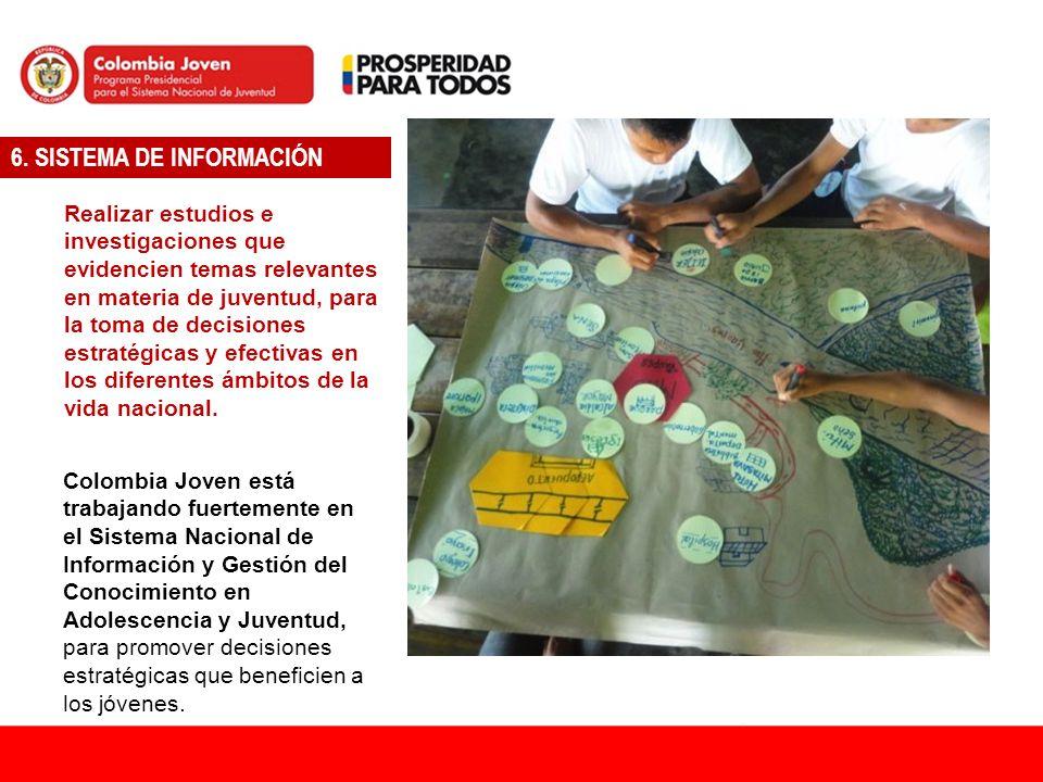 6. SISTEMA DE INFORMACIÓN