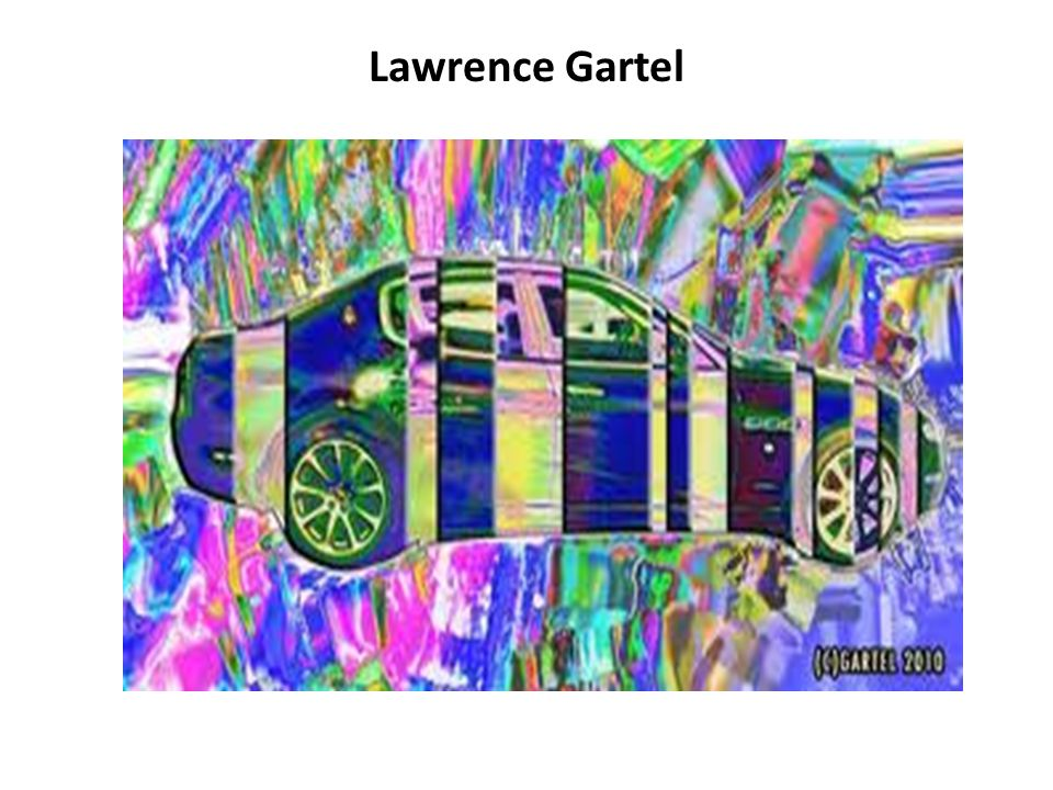 Lawrence Gartel