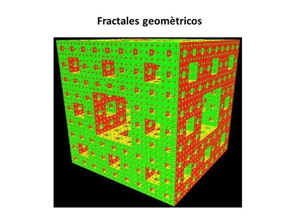 Fractales geomètricos