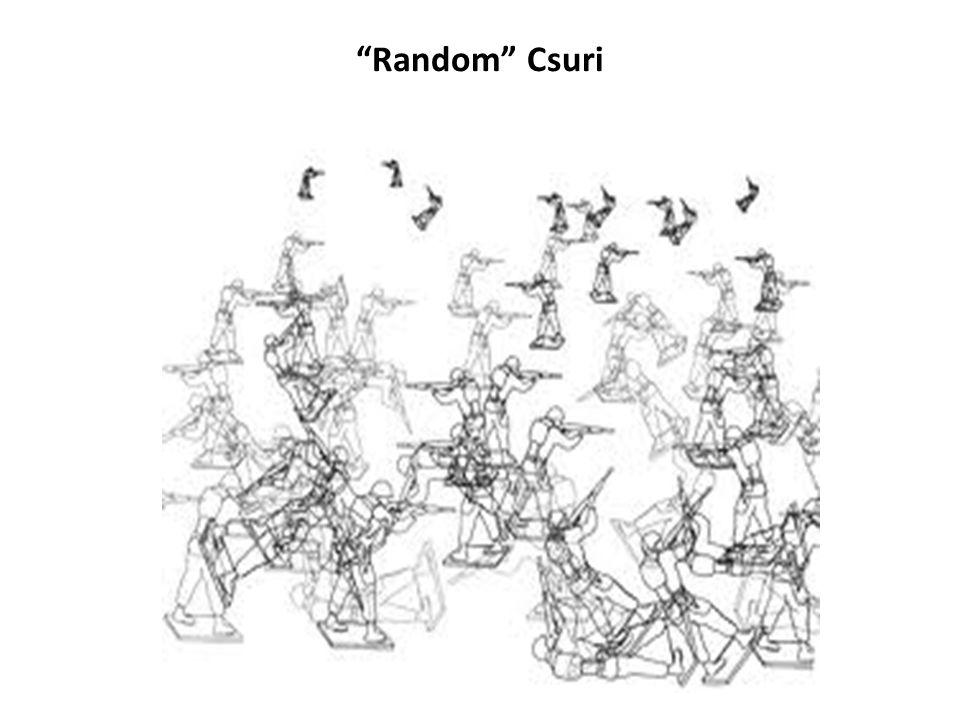 Random Csuri