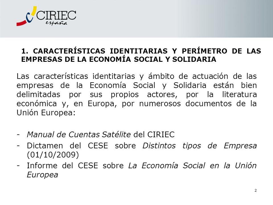 Manual de Cuentas Satélite del CIRIEC