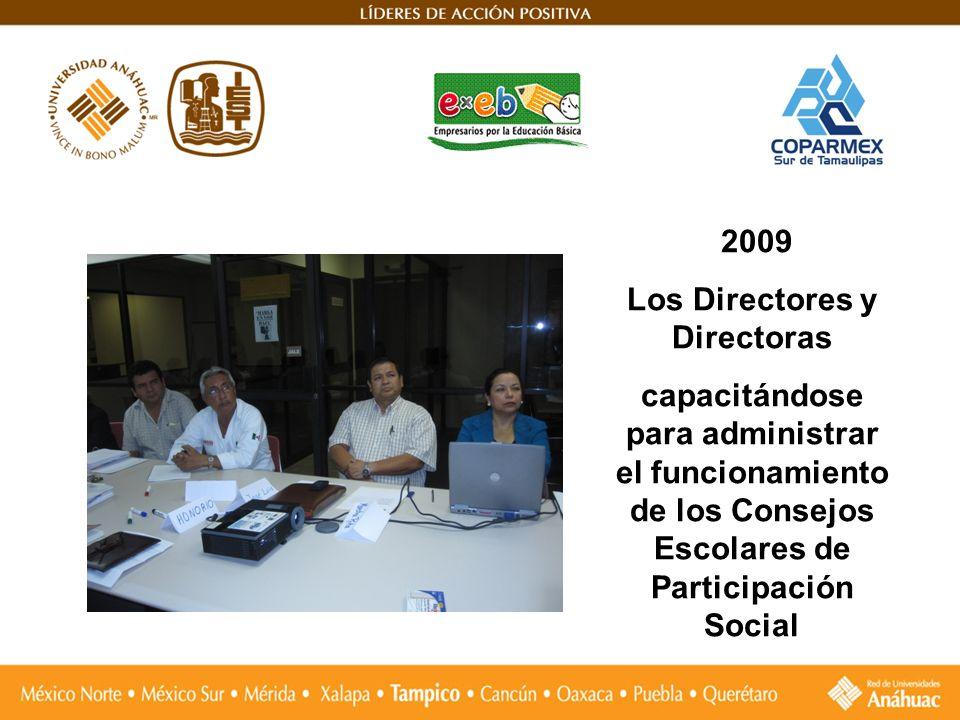 Los Directores y Directoras