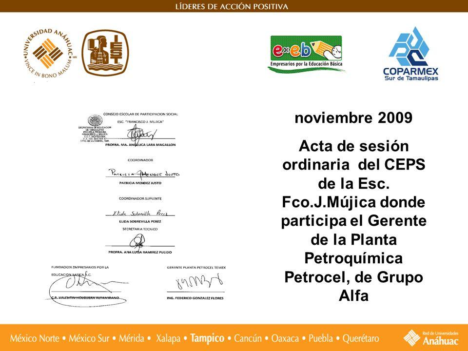 noviembre 2009