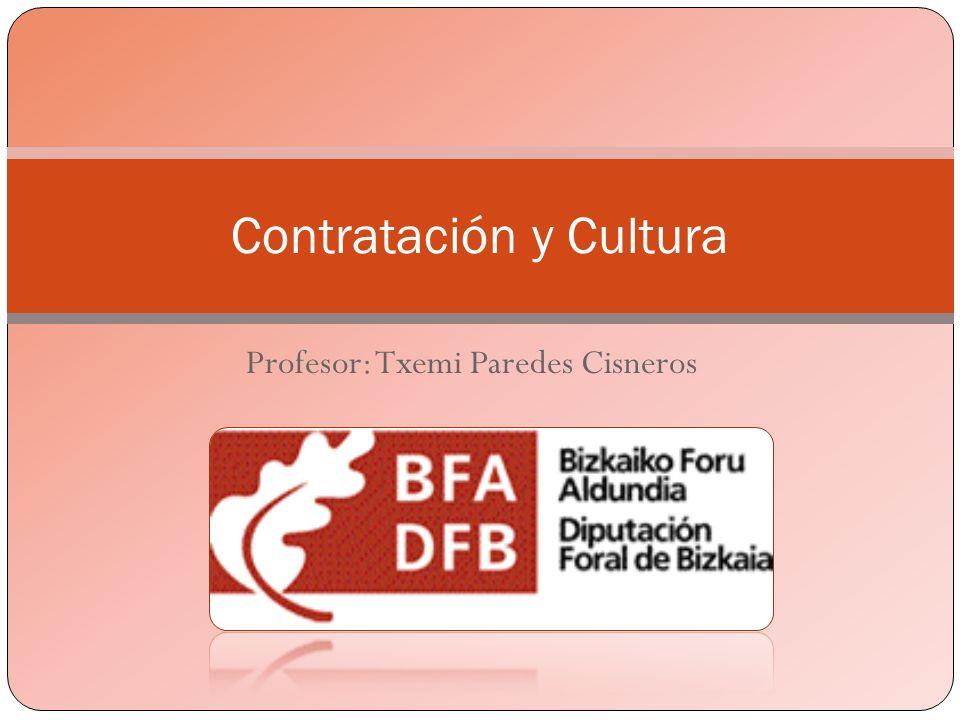 Contratación y Cultura