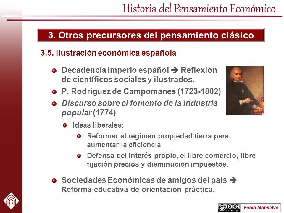 3.5. Ilustración económica española
