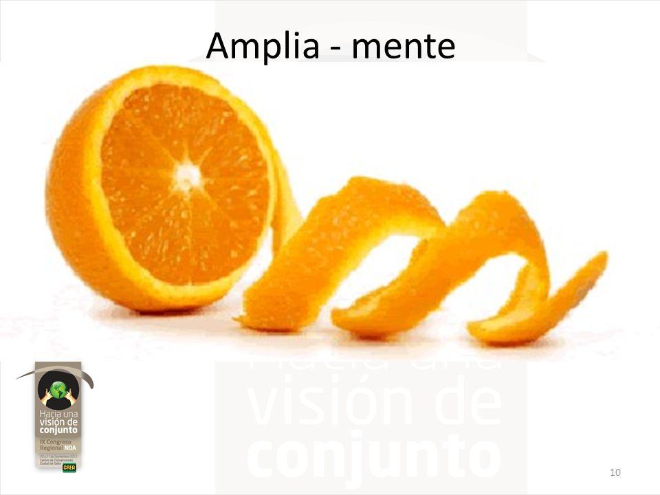 Amplia - mente